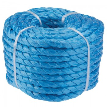 15M x 10mm Polypropylene Rope