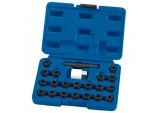 Audi Locking Wheel Nut Set (22 piece)