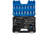 "1/4"" Sq. Dr. MM/AF Combined Socket Set (75 Piece)"