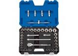 """1/2"""" Sq. Dr. MM/AF Combined Socket Set (41 Piece)"""