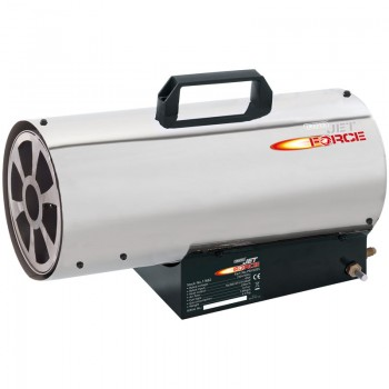 Jet Force, Stainless Steel Propane Space Heater (50,000 BTU/15kW)