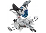250mm Double Bevel Sliding Compound Mitre Saw with Laser Cutting Guide (2000W)