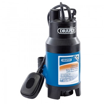 235L/Min 230V Submersible Dirty Water Pump with and Float Switch (700W)