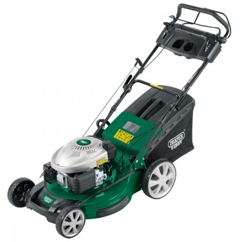 3 in 1 560mm Self Propelled Petrol Lawn Mower (173cc/4.9HP)