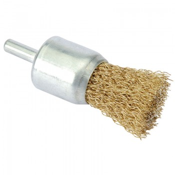 26M Flat Top Decarbonizing Wire Brush