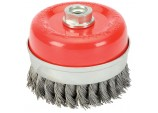80mm x M14 Twist Knot Wire Cup Brush