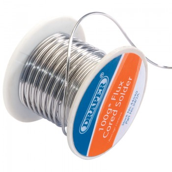 100G Reel of 1.2mm K60/40 Tin / Lead Solder Wire