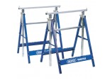 Pair of Telescopic Saw Horses or Builders Trestles