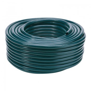 12mm Bore Green Watering Hose (50M)