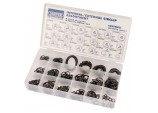 Internal and External Circlip Assortment (285 Piece)