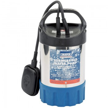 120L/Min Stainless Steel Body Submersible Water Pump with Float Switch (200W)