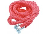 4000kg Capacity Tow Rope with Flag