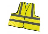 High Visibility Extra Large Traffic Waistcoat to EN471 Class 2L