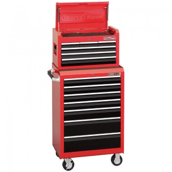 13 Drawer Combined Roller Cabinet and Tool Chest