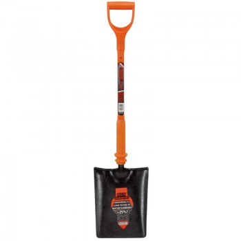 Fully Insulated Shovel (Taper Mouth)