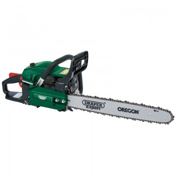 450mm Petrol Chainsaw with Oregon® Chain and Bar (45cc)