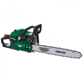 450mm Petrol Chainsaw with Oregon® Chain and Bar (49.3cc)