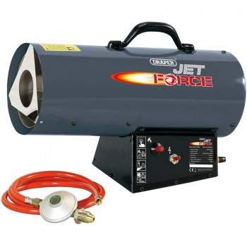 Jet Force, Propane Space Heater  (40,000 BTU/12kW)