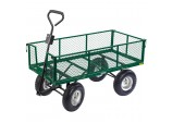 Heavy Duty Steel Mesh Cart