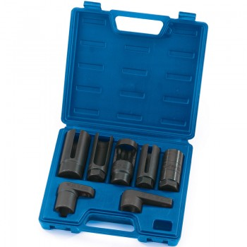 'Lambda' or Oxygen Sensor Socket Set (7 piece)