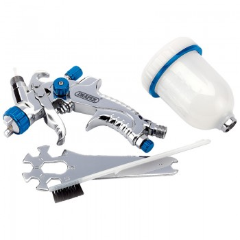 100ml Gravity Feed HVLP Air Spray Gun