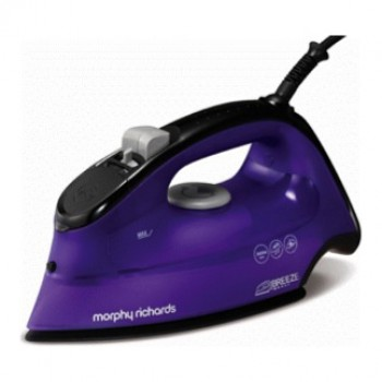 Breeze Iron Steam Iron Blk/Pur