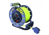 25M 13A 2 Gang + 2 x USB Port Extension Reel