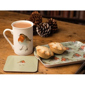 In to the Wild Time for Tea gift Set - Robin