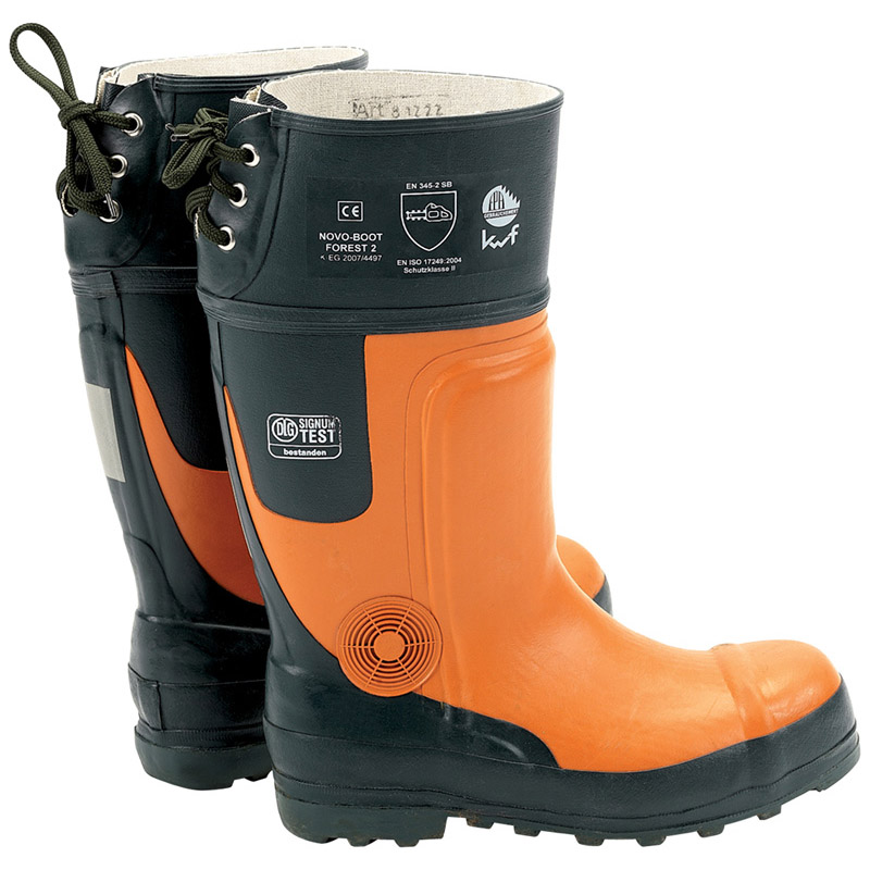 Expert Chainsaw Boots - Size 9/43 – Now Only £85.29
