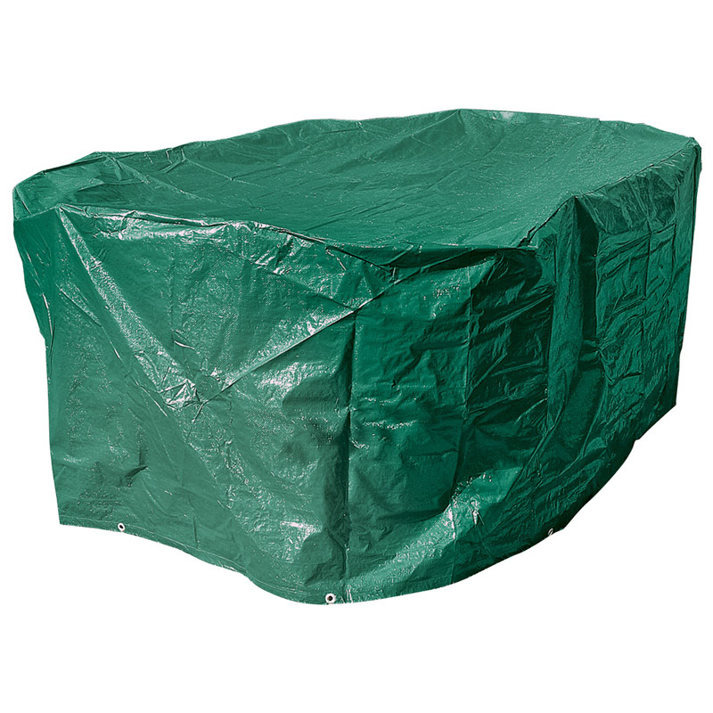 Oval Patio Set Cover - 2300 x 1650 x 900mm – Now Only £13.69