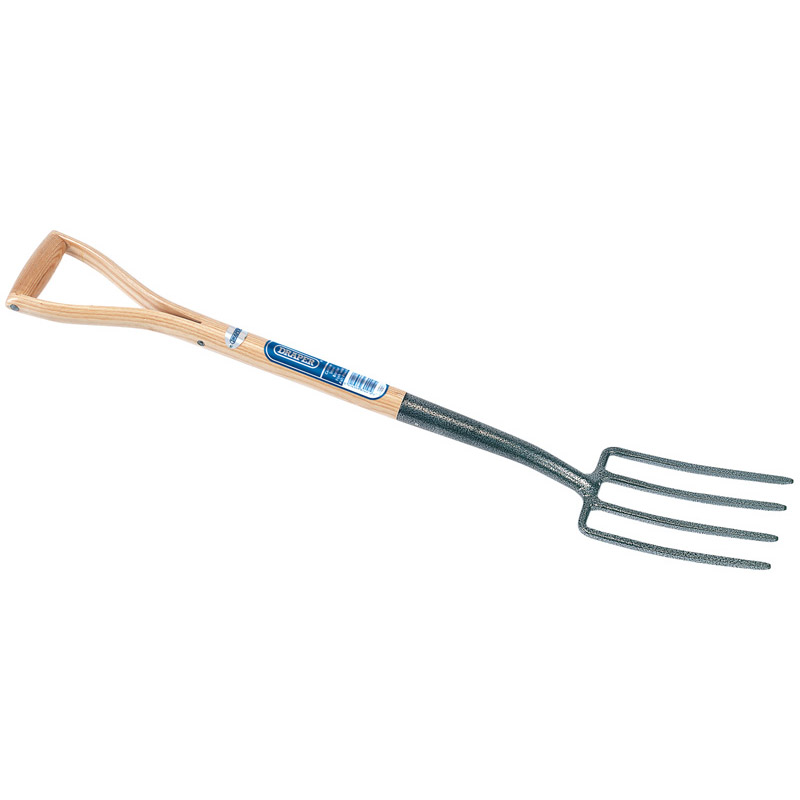 Carbon Steel Border Fork with Ash Handle – Now Only £13.91