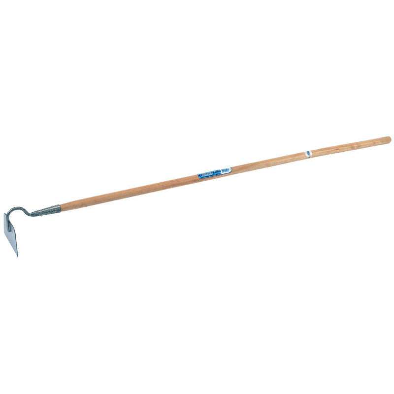 Carbon Steel Draw Hoe with Ash Handle – Now Only £9.93