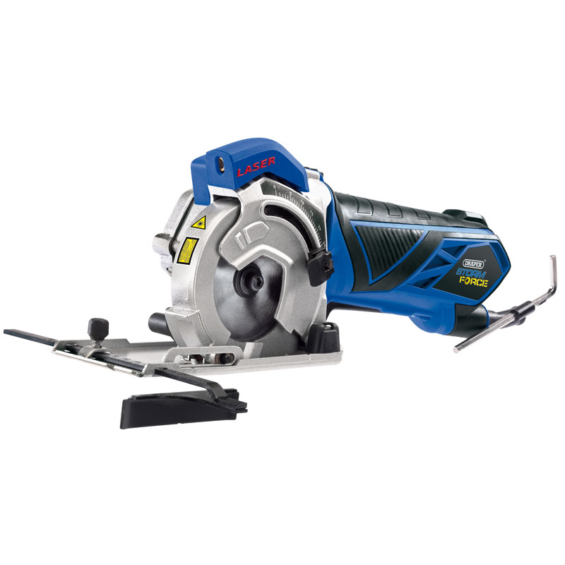 Storm Force® Mini Plunge Saw (600W) – Now Only £73.71