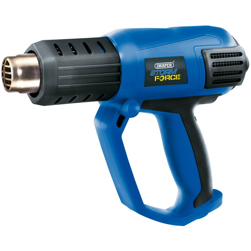 Storm Force® Hot Air Gun (2000W) – Now Only £22.45