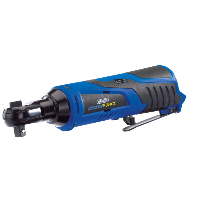 Draper Storm Force® 10.8V Cordless Ratchet - Bare – Now Only £40.65