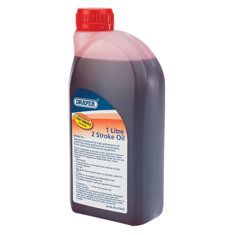 1L Two Stroke Oil – Now Only £6.74