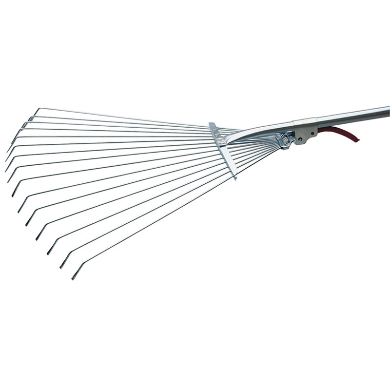 Adjustable Lawn Rake (190 - 570mm) – Now Only £5.90
