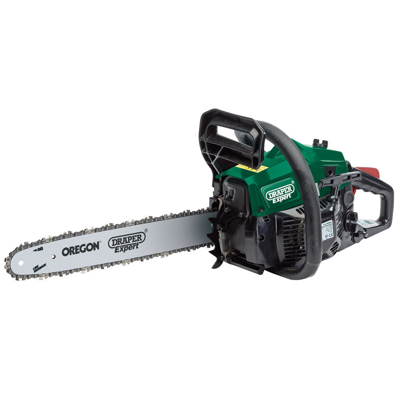Expert 37cc 400mm Petrol Chainsaw with Oregon® Chain and Bar – Now Only £126.35