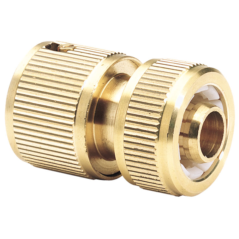 "Brass Garden Hose Connector (1/2"") – Now Only £3.65"
