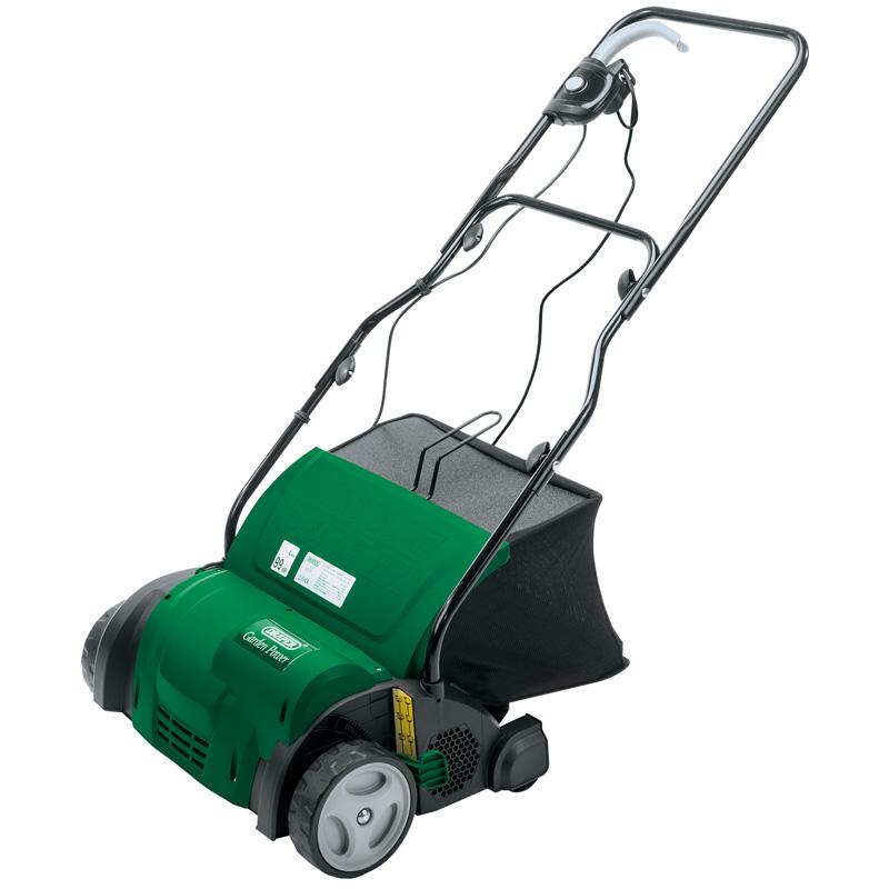 1200W 330mm 230V Lawn Raker/Scarifier (2 in 1) – Now Only £112.31