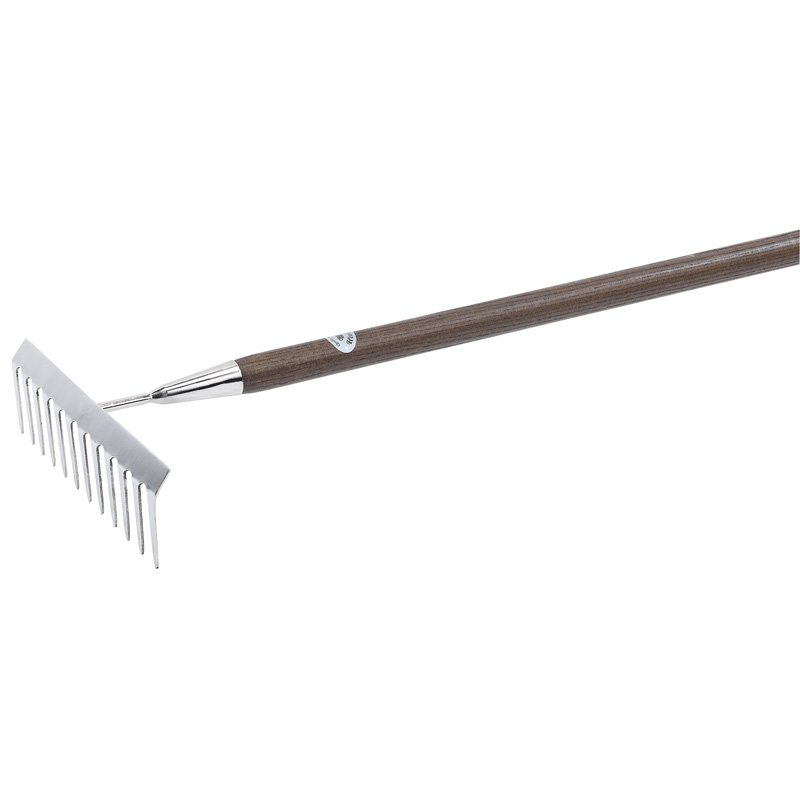 Heritage Range Garden Rake with FSC Certified Ash Handle – Now Only £15.99