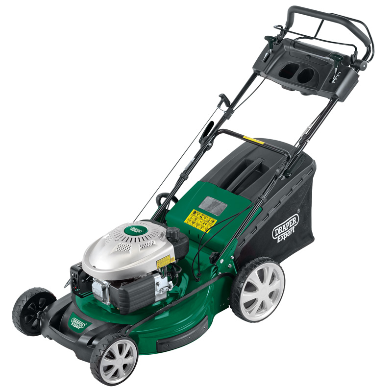 Expert 173cc (4.9HP) 560mm 3 in 1 Self Propelled Petrol Lawn Mower – Now Only £379.07