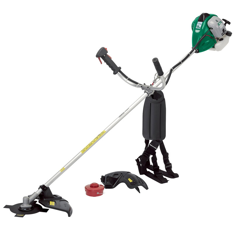 Expert 32cc Petrol Brush Cutter and Line Trimmer – Now Only £182.51