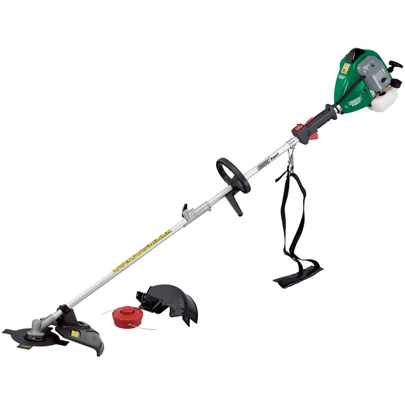 Expert 30cc Petrol Brush Cutter and Line Trimmer – Now Only £162.85