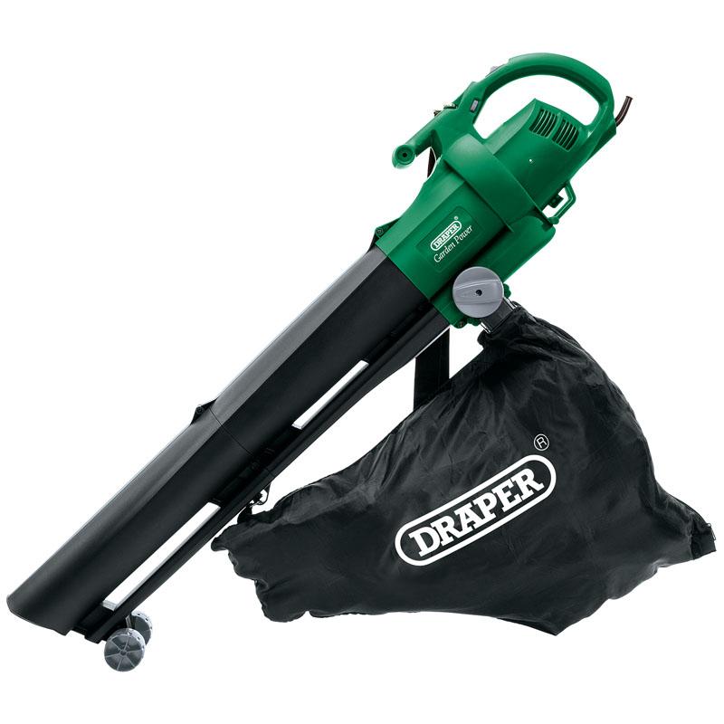 2500W 230V Garden Vacuum/Blower/Mulcher – Now Only £56.15