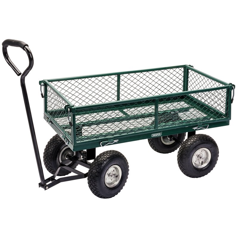 Steel Mesh Gardeners Cart – Now Only £69.47