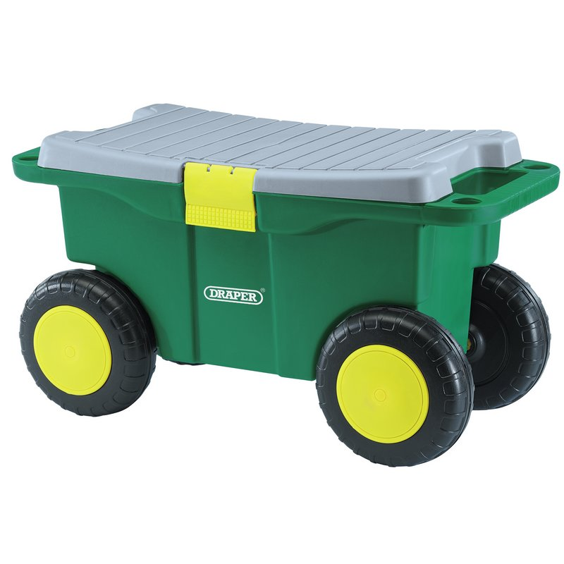Gardeners Tool Cart and Seat – Now Only £17.45
