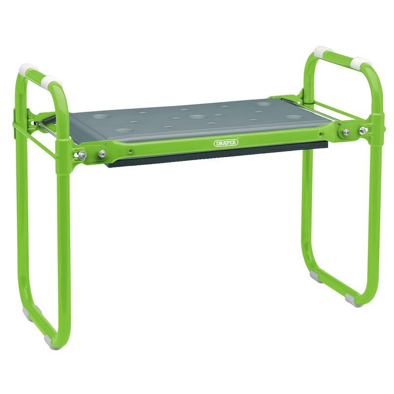 Expert Folding Metal Framed Gardening Seat or Kneeler – Now Only £22.11