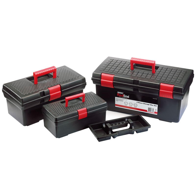 Storage Box Set (3 Piece) – Now Only £17.52