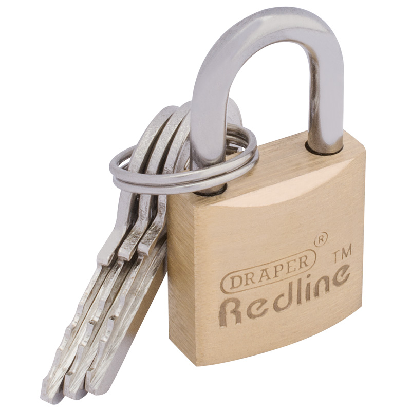 20mm Brass Cylinder Padlock – Now Only £2.27